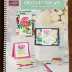 Hello New Stampin' Up! 2017 – 2018 Annual Catalogue