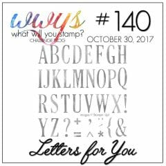 WWYS #-140 Letters for You