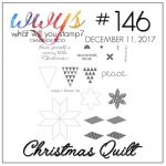 Christmas Quilt – WWYS#146