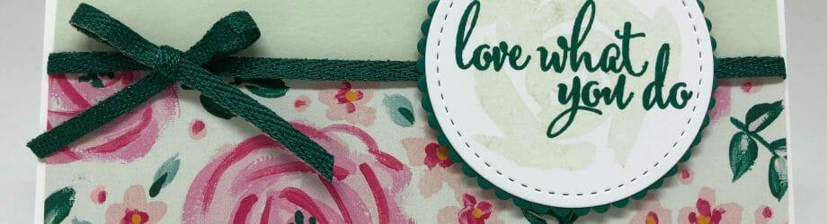 Pretty Soft Sea Foam Card – Live With Marcy