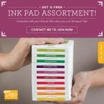 Free Ink Pads When You Join My SASSY Stampers Family
