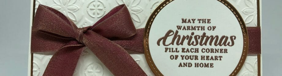 Creating Kindness October Hop – Embossing