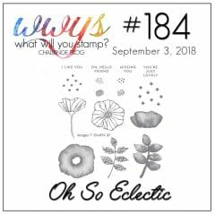 Oh So Eclectic – WWYS-#184