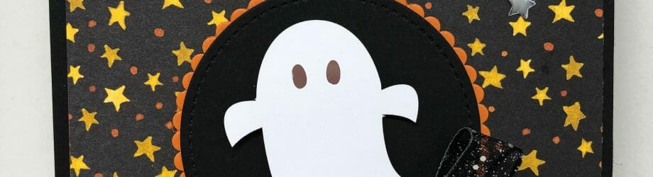 Spooky Treats – Paper Pumpkin Alternative