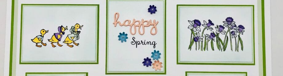 Happy Spring Sampler