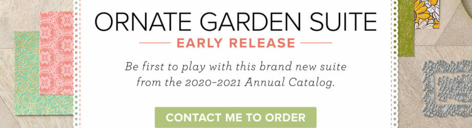 Ornate Garden Suite Early Release