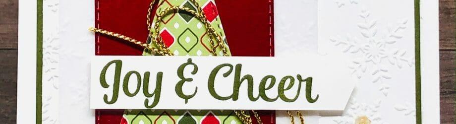 Joy & Cheer Card