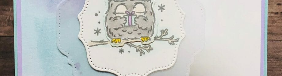 Have A Hoot Birthday Card