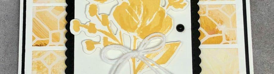 Art Gallery – So Saffron Card
