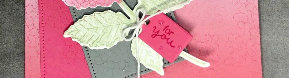 Ombre Gift Bags & Hydrangea Haven Bundle