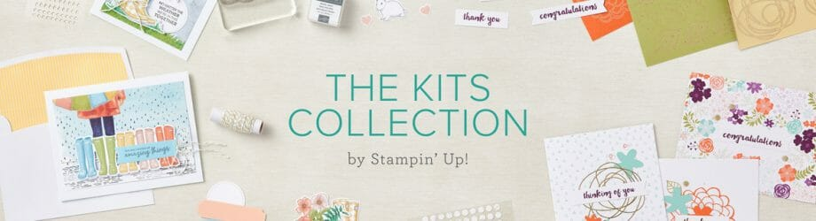 A Little Smile Card Kit – The Kits Collection By Stampin' Up!