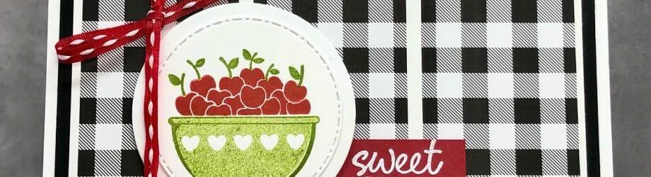 Measure Of Love Stamp Set – Sweet Friend Card