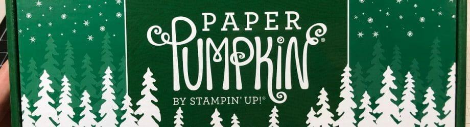Peaceful Christmas – October 2021 Paper Pumpkin Kit